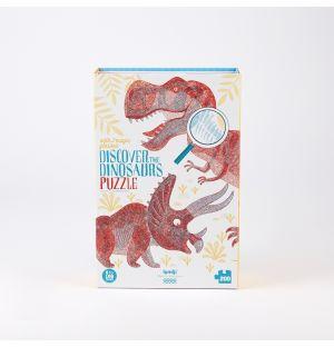 Puzzle Découvre les Dinosaures