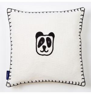Housse de coussin Panda - 30 x 30 cm