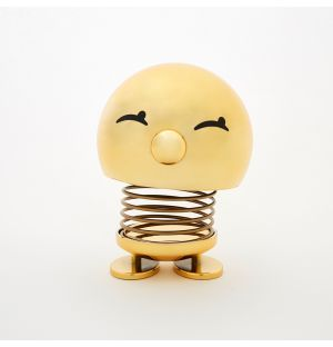 Figurine dorée Bimble - Large