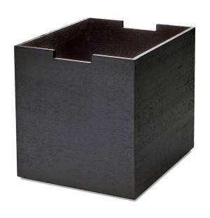 Boîte en chêne noir Cutter