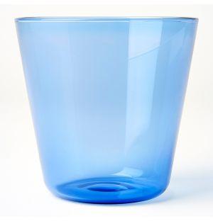 Verre bleu High Rise