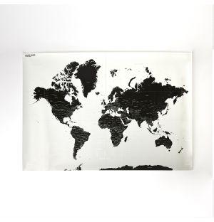 Carte du monde Magic – Large