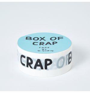 Ruban adhésif Box of Crap