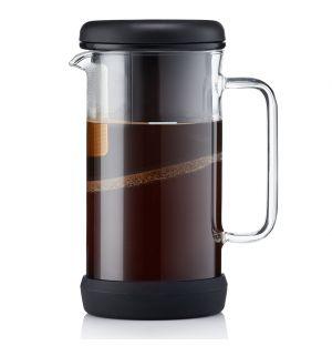 Cafetière-théière noire One Brew