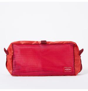 Pochette rouge compact Knapsack