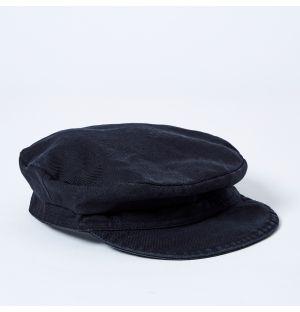 Casquette noire Fisherman - Medium