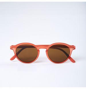 Lunettes de soleil orange LetMeSee #C