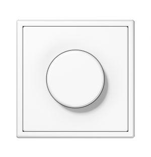 Interrupteur à variateur blanc LS 990