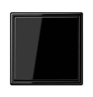 Interrupteur plat noir LS 990
