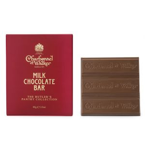 Tablette de chocolat au lait Butler's Pantry