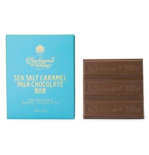 Tablette de chocolat au lait et fleur de sel Butler's Pantry