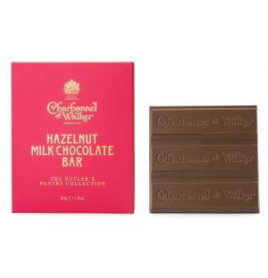 Tablette de chocolat au lait et noisettes Butler's Pantry