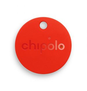 Appareil rouge Chipolo
