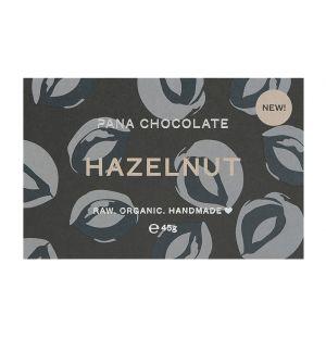 Tablette de chocolat noisettes vegan - 45 gr