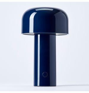 Lampe bleue Bellhop