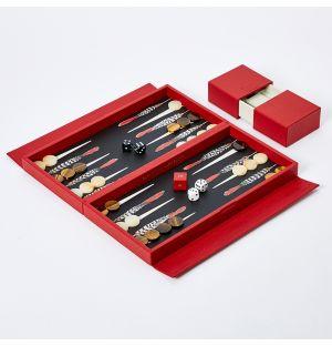 Jeu de backgammon Signature