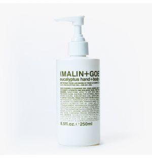 Gel nettoyant pour le corps et pour les mains à l'eucalyptus – 250 ml