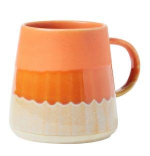 Mug Fusion orange