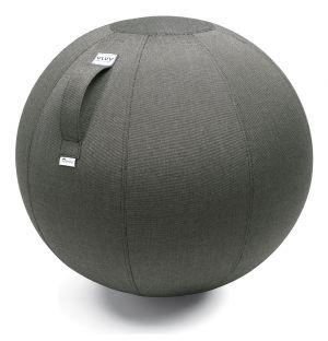 Ballon d'exercice gris VLUV AQVA