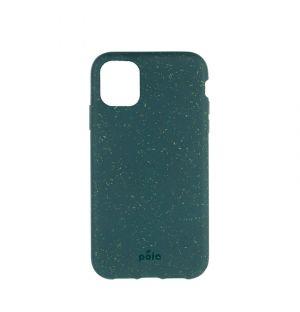 Coque verte pour iPhone 11 Pro biodégradable