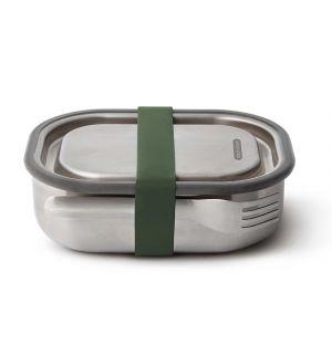 Lunchbox en acier inoxydable - vert