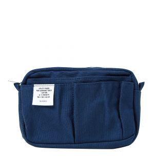 Pochette bleu marine - Small