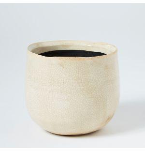 Pot Como ivoire