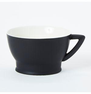 Tasse noire mate - 28 cm