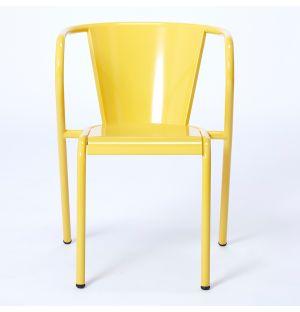 Chaise jaune 5008 Portuguesa