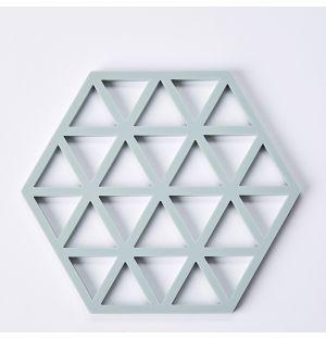 Dessous de plat menthe Triangle