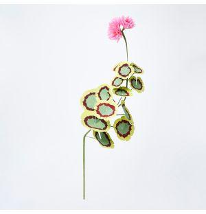 Fleur en papier - Géranium