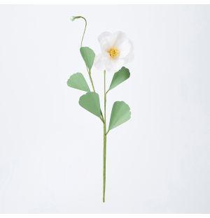 Fleur en papier - Anémone du Japon