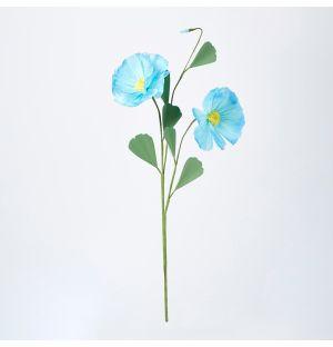 Fleur en papier - Pavot de l'Himalaya