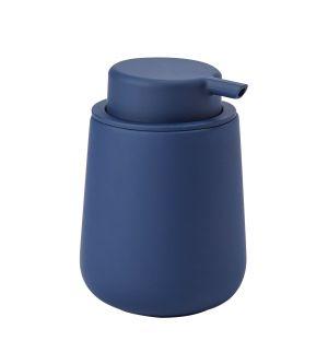 Distributeur de savon Nova bleu marine