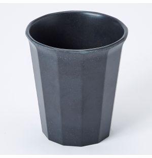 Gobelet noir en bambou Alfresco
