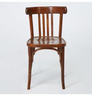 Ensemble de 8 chaises vintage