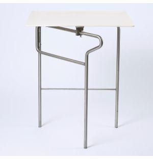 Table pliante vintage