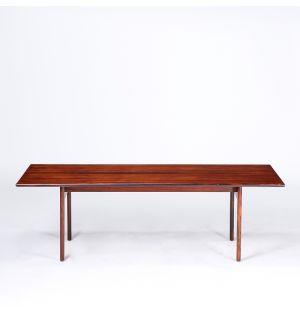 Table vintage en palissandre