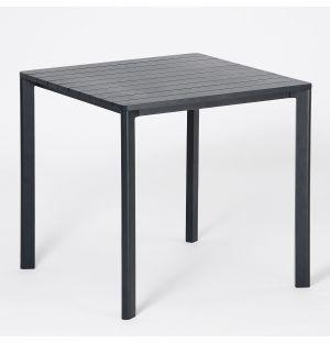 Table d'extérieur carré Highline