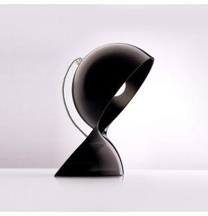 Lampe de table noire Dalù