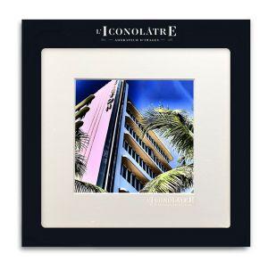 Photo « Victor Hotel » - 22 x 22 cm