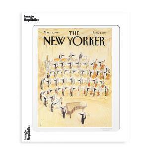 Affiche « Orchestre » - 40 x 50 cm
