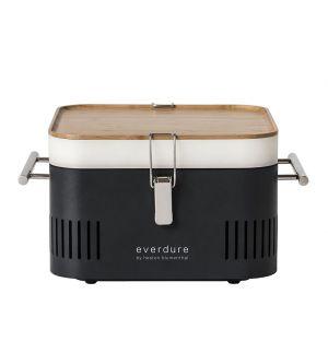 Barbecue portable Cube gris