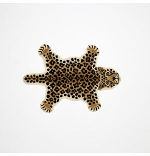 Tapis en laine Leopard
