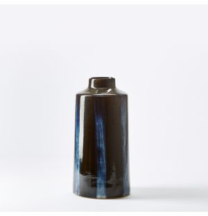 Vase noir Reactive