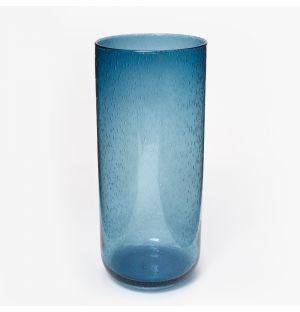 Vase Bubble bleu - Large