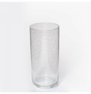 Vase Bubble transparent