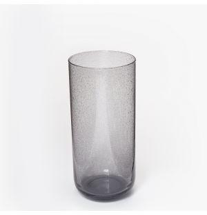 Vase Bubble fumé
