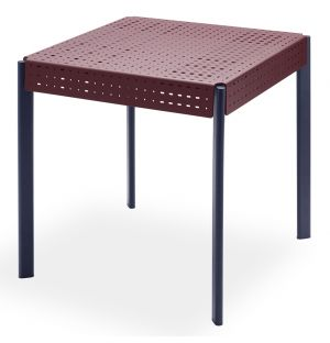 Table de jardin Gerda en aluminium
