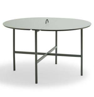 Table Picnic en aluminium